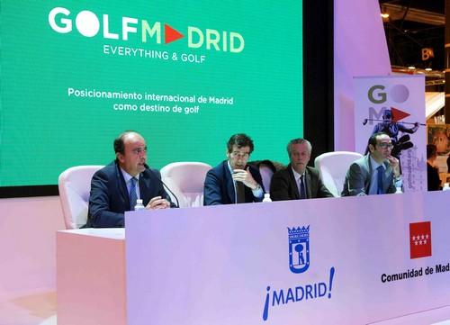 La plataforma GolfMadrid da su primer golpe en el tee del uno
