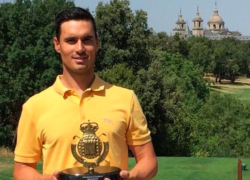 Gonzalo Vicente se impone en RCG La Herrería