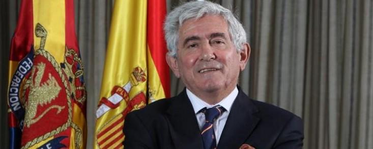 Gonzaga Escauriaza: 'Esta ha sido una temporada histórica para el golf español'