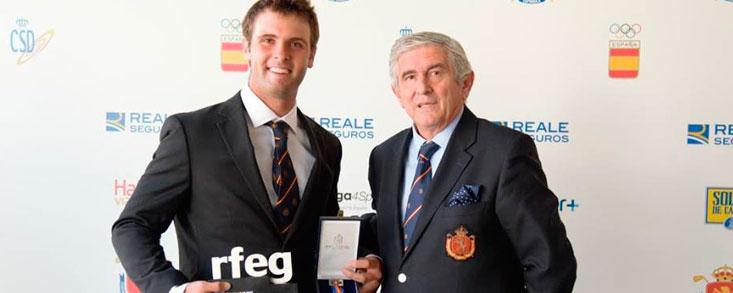 La otra gala de golf español