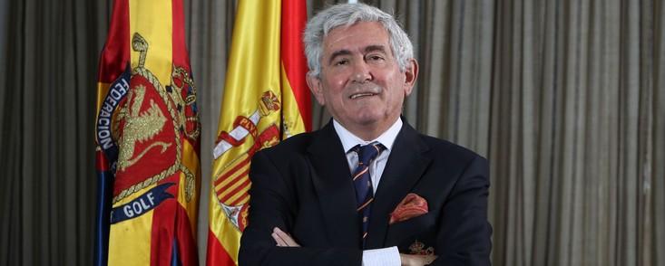 Gonzaga Escauriaza: 'La apertura de los campos depende del gobierno'
