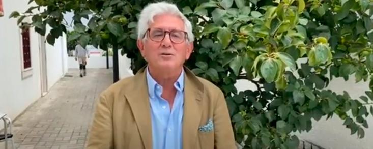 Gonzaga Escauriaza reelegido presidente de la Real Federación Española de Golf