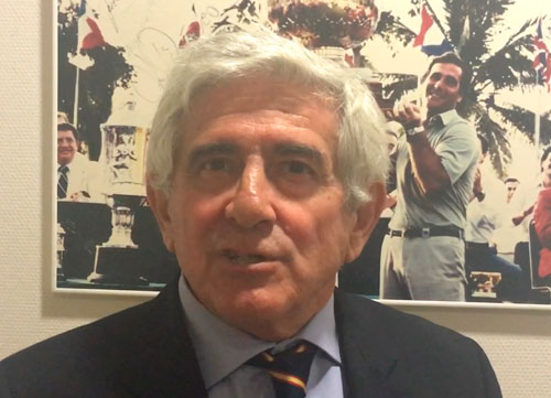 'Es una gran victoria del golf español'