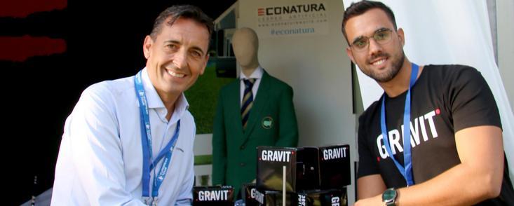 Llega la auténtica revolución del mundo del golf con Gravit