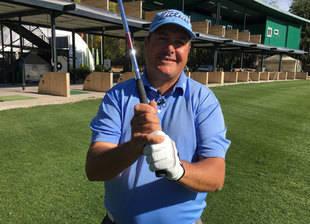 La importancia de un buen agarre: 'Un buen grip crea un buen swing'
