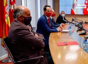 Aguado convocará una nueva reunión del Grupo Covid-19