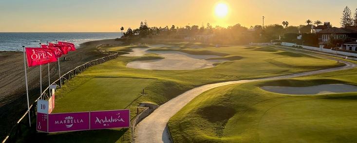 Los campos de golf andaluces vuelven a disfrutar del golf