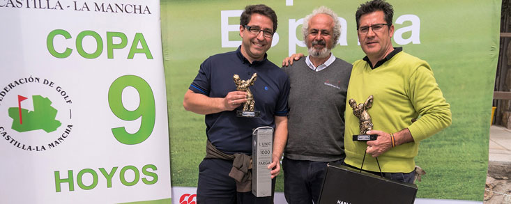 La Copa 9 Hoyos inaugura Guadyerbas Golf