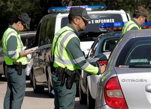 La DGT detecta por medios automatizados vehículos sin seguro obligatorio