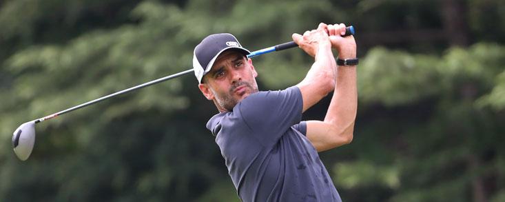 'Si me buscas, estaré en un campo de golf, eso seguro'