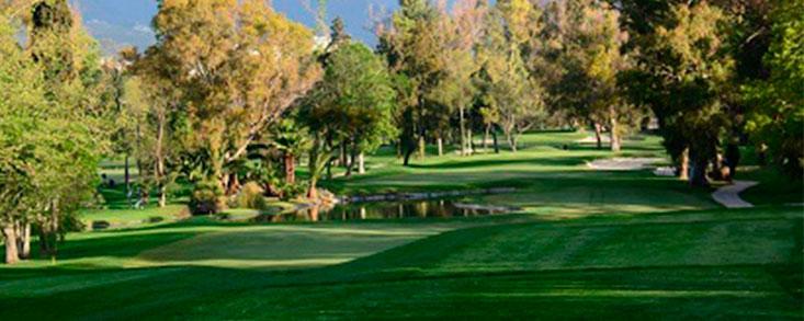 El Real Club de Golf de Guadalmina se engalana para el Open de España Femenino