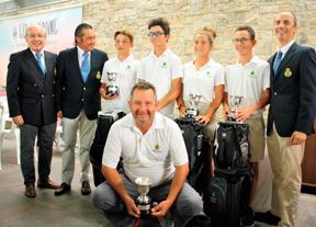 RCG Guadalmina revalida el título del Interclubes de Andalucía infantil y cadete