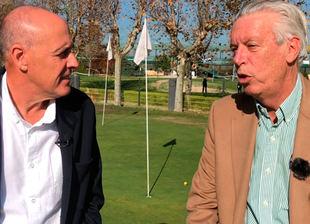 'Estos son mis últimos cuatro años al frente de la Federación de Golf de Madrid y tenemos muchos proyectos por delante'