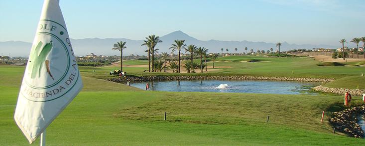 Hacienda del Álamo acogerá el Campeonato de la PGA de España