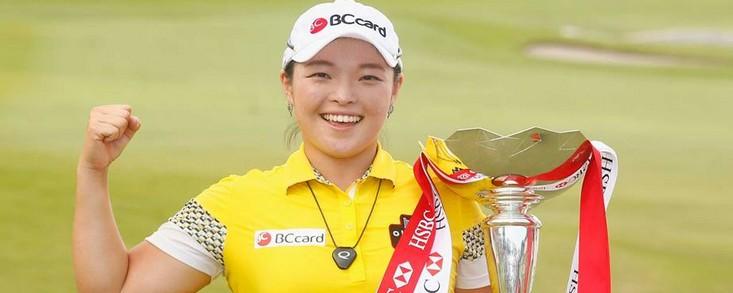Ha Na Jang (-19) consigue su segunda victoria de la temporada