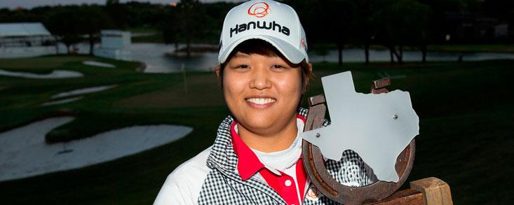 Haru Nomura logra su tercera victoria en la LPGA tras un épico play off con Cristie Kerr