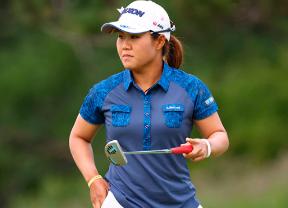 La japonesa Nasa Hataoka mantiene el liderato pero baja el ritmo