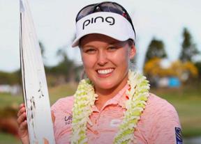 Brooke Henderson revalida título y logra su octavo triunfo en la LPGA