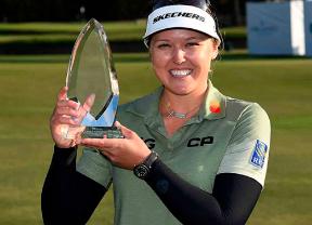 Brooke Henderson gana el Hugel-Air Premia LA Open y logra su décimo título