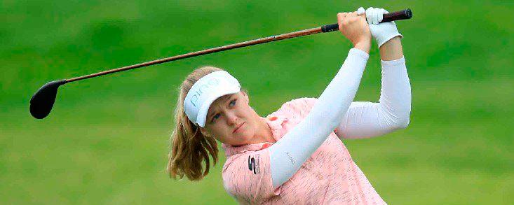 Brooke M. Henderson sigue líder el día de Lexi Thompson que firma 62 golpes