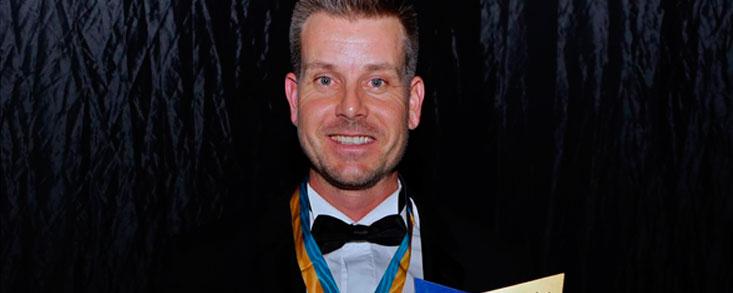 Stenson, deportista del año en Suecia