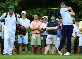 Dos hermanos mexicanos compiten en el Mayakoba Golf Classic