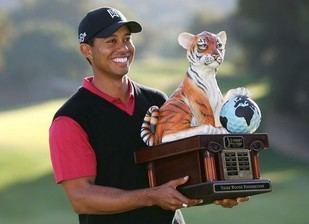 Woods suspende el torneo para su Fundación en diciembre