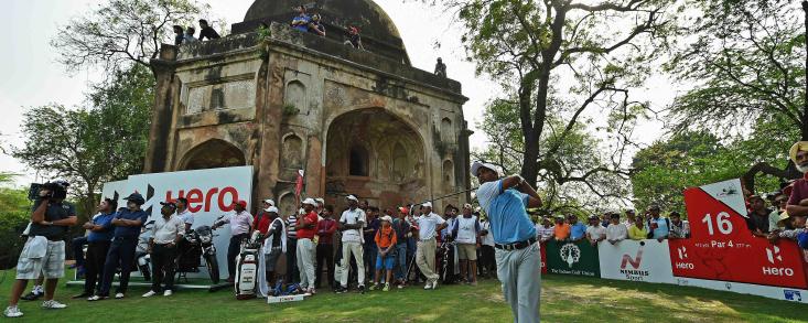 Los españoles podrían quedarse sin jugar el Hero Indian Open