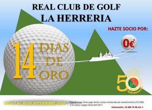 H�gase abonado de La Herrer�a por 0 Euros