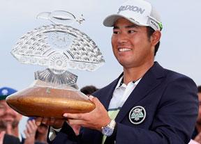 Hideki Matsuyama repite triunfo en Phoenix tras otro agónico play off