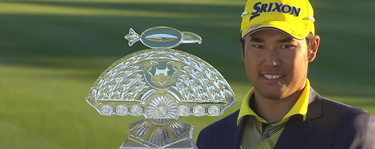 Hideki Matsuyama busca su tercera victoria consecutiva en Arizona