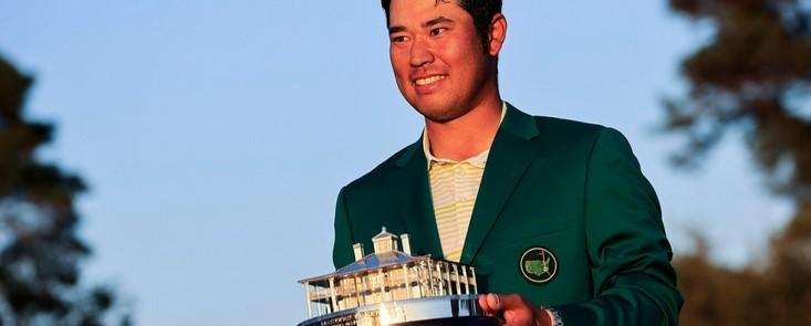 Hideki Matsuyama hace historia y gana el Masters de Augusta