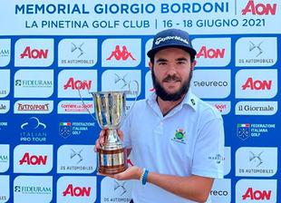 Hidalgo gana el Memorial G. Bordoni y firma el doblete