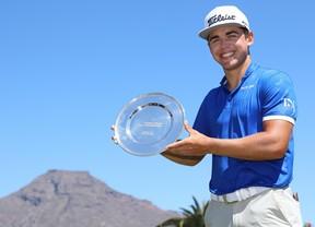 Garrick Higgo (-24) hace doblete en Canarias y en apenas tres semanas