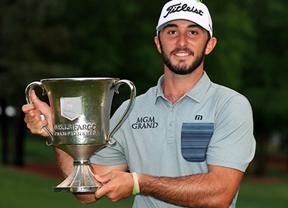 Max Homa (-15) consigue su primer título en el PGA Tour