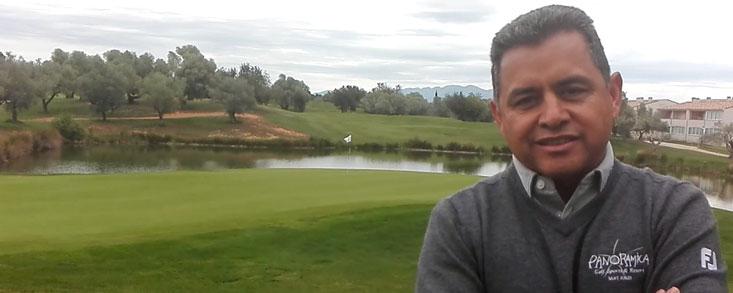 Homero Herrera: 'La calidad y la amplitud son las señas de identidad de Panorámica Golf'