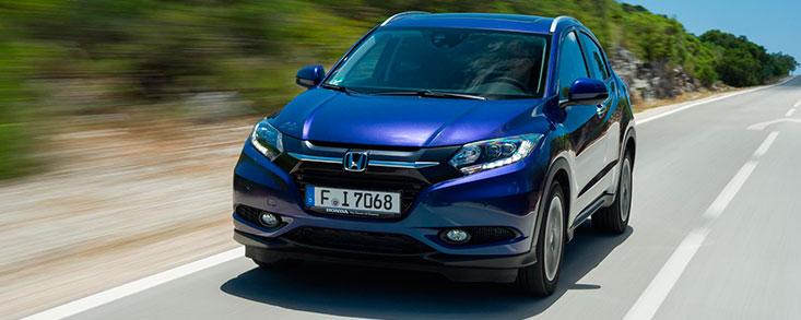 Honda HR-V, versatilidad de uso