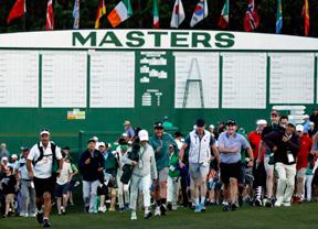 Dónde y cuando ver el Masters de Augusta en Televisión