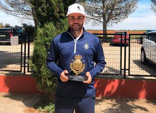 Espectacular victoria de Antonio Hortal (64) en el Robledal