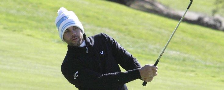 Antonio Hortal y Dani Berná comparten liderato en Golf Santander con 70 golpes
