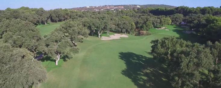 Dos grandes hoyos para el mejor campo de golf de Europa