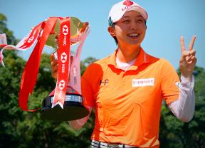 Hyo Joo Kim gana el HSBC Women's World Championship con 271 golpes
