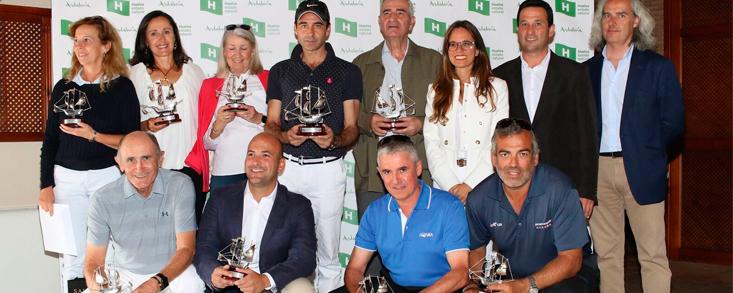 La experiencia de jugar al Golf en Huelva se promociona en Madrid