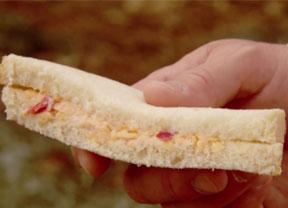 El sandwich de queso, un clásico