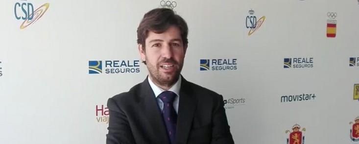 Hugo Costa: 'Lo mejor de este año ha sido el gran trabajo de los jugadores españoles en bloque'