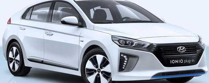 Hyundai IONIQ, el futuro eléctrico