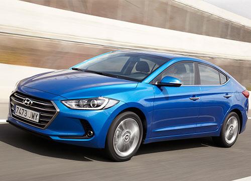 Hyundai Elantra, una alternativa racional