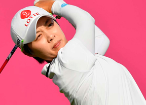 Hyo Joo Kim desafía a la número uno en el Evian Championship