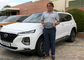 Hyundai Santa Fe, elegido por los golfistas como su