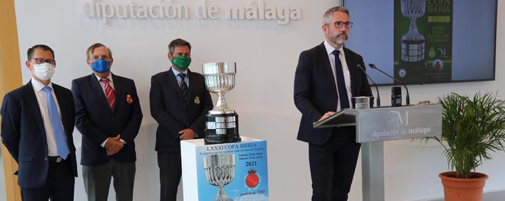 35 equipos en el Club de Campo de Málaga lucharán por la victoria